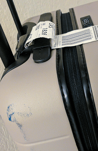 Baggage Damage