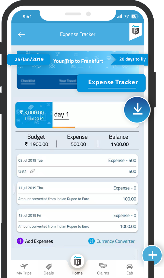 Expence Tracker